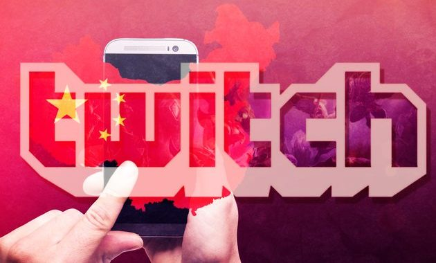 Twitch followers frustrated by China block